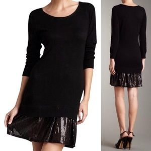 NWT Romeo & Juliet couture sweater dress w sequins
